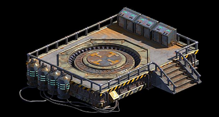原型武器机械台