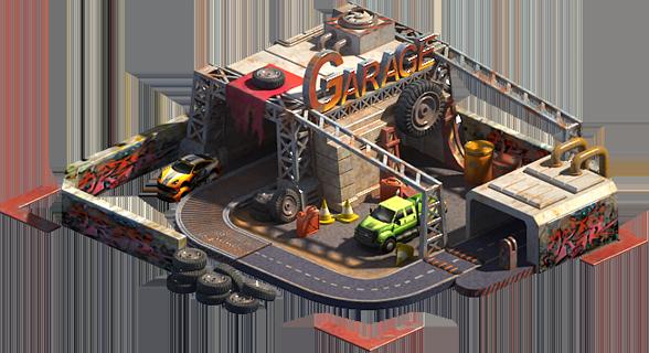 车辆改装厂